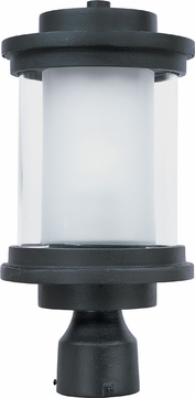 Maxim 85860CLFTAR Lighthouse EE Anthracite Fluorescent Exterior Post Lamp