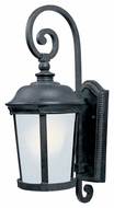 Maxim 86095FSBZ Dover EE Traditional Bronze 31.5  Tall Outdoor Wall Light Sconce