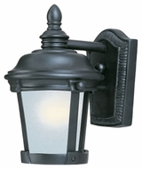 Maxim 86096FSBZ Dover EE Traditional Bronze 6.5  Wide Exterior Wall Lighting Fixture