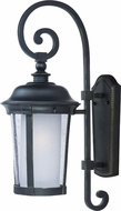 Maxim 86593CDFTBZ Dover EE Traditional Bronze Fluorescent Outdoor Wall Lamp