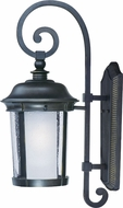 Maxim 86594CDFTBZ Dover EE Traditional Bronze Fluorescent Exterior Wall Lighting