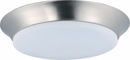 Maxim 87595WTSN Profile EE Satin Nickel LED Ceiling Lighting