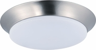 Maxim 87597WTSN Profile EE Satin Nickel LED Ceiling Lighting Fixture