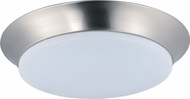Maxim 87598WTSN Profile EE Satin Nickel LED Flush Mount Lighting