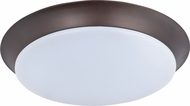 Maxim 87599WTBZ Profile EE Bronze LED Flush Mount Light Fixture