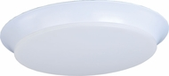 Maxim 87599WTWT Profile EE White LED Flush Ceiling Light Fixture