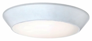 Maxim 87615WTWT Convert White Finish 1.1  Tall LED Overhead Lighting Fixture