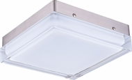 Maxim 87646CLWTSN Illuminaire LED Satin Nickel Overhead Lighting Fixture
