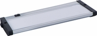 Maxim 89962AL CounterMax MX-L120-EL Modern Brushed Aluminum LED Cabinet Lighting