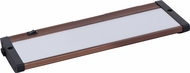 Maxim 89962BRZ CounterMax MX-L120-EL Contemporary Anodized Bronze LED Under Cabinet Lighting