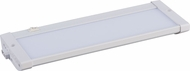 Maxim 89962WT CounterMax MX-L120-EL Modern White LED Under Cabinet Light