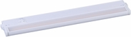 Maxim 89994WT CounterMax MX-L-120-3K Modern White LED 18  Undercabinet Lighting
