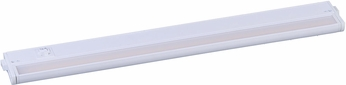 Maxim 89995WT CounterMax MX-L-120-3K Contemporary White LED 24  Under Cabinet Light