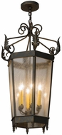 Meyda Tiffany 117522 Regency French Bronze Drop Lighting