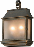 Meyda Tiffany 147471 Bastille Pocket Lantern Light Sconce