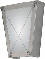 Meyda Tiffany 148728 ADA Max Extreme Chrome Dimmable Led LED Lighting Wall Sconce