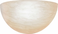 Meyda Tiffany 149765 Madison Modern Timeless Bronze / Alabaster Acrylic Wall Lighting