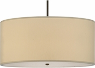 Meyda Tiffany 150729 Cilindro Eggshell Timeless Bronze Hanging Pendant Lighting