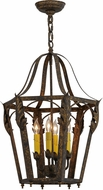 Meyda Tiffany 150798 Acacia Country Old Gold Foyer Light Fixture