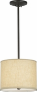 Meyda Tiffany 151434 Cilindro Beige Timeless Bronze Drop Lighting