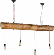 Meyda Tiffany 152205 Hounds Tooth Contemporary Multi Pendant Island Lighting