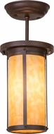 Meyda Tiffany 152231 Overbrook Cafe Noir / Ba Ceiling Lighting