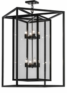 Meyda Tiffany 152602 Kitzi Box Timeless Bronze Foyer Lighting Fixture