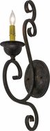 Meyda Tiffany 152667 Fernando Golden Bronze Wall Mounted Lamp