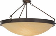 Meyda Tiffany 152739 Dionne Mahogany Bronze Carmel Onyx Sb Outside Ceiling Light Fixture