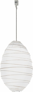 Meyda Tiffany 153156 Papier Modern White Lighting Pendant