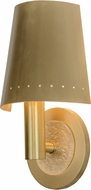 Meyda Tiffany 153358 Zarzuela Satin Brass Wall Lighting Sconce