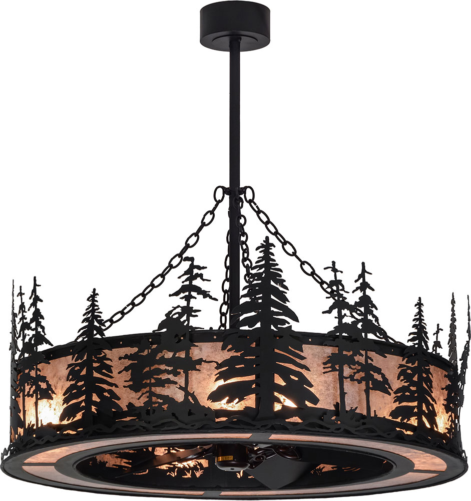 Meyda tiffany 154987 tall pines rustic black silver mica ceiling meyda tiffany 154987 tall pines rustic black silver mica ceiling fan loading zoom aloadofball Image collections