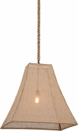 Meyda Tiffany 156222 Empire Square Bell Drop Lighting