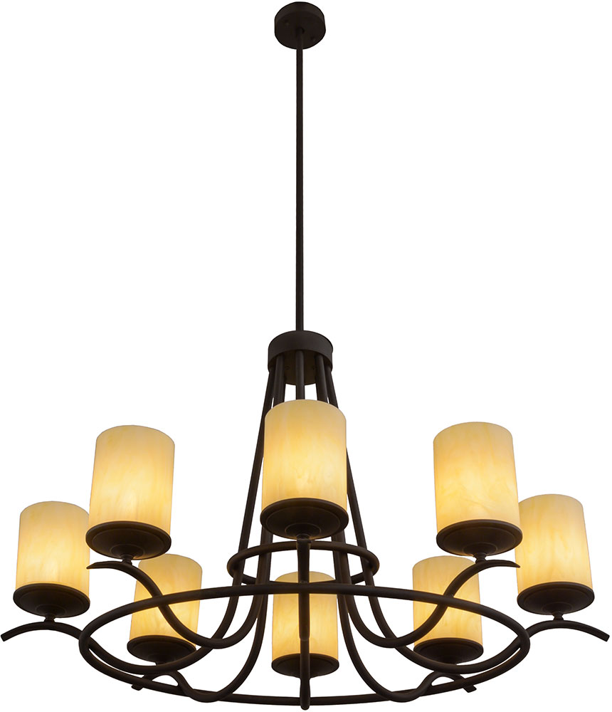 Meyda tiffany 157522 oil rubbed bronze ceiling chandelier mey 157522 meyda tiffany 157522 oil rubbed bronze ceiling chandelier loading zoom aloadofball Image collections