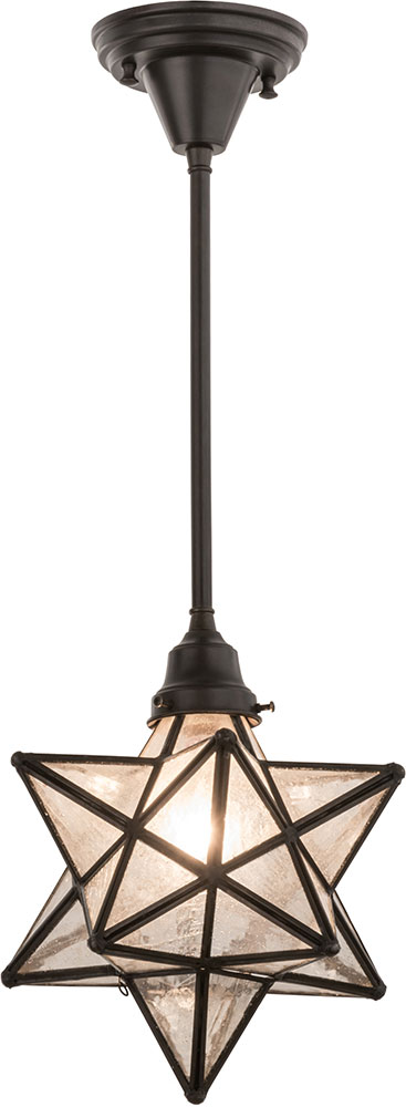 Meyda tiffany 158665 moravian star modern zasdy for Modern craftsman lighting