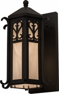 Meyda Tiffany 158959 Caprice Wrought Iron Lighting Sconce