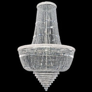Meyda Tiffany 160130 Osaka Empire Crystal / Chrome Chandelier Light