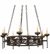 Meyda Tiffany 160337 Majella Oil Rubbed Bronze Ceiling Chandelier