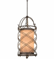 Meyda Tiffany 162890 Desmond Corinth Pendant Lighting