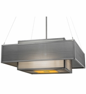 Meyda Tiffany 164010 Umador Modern Steel Drop Lighting