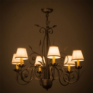 Meyda Tiffany 165072 Bordeaux French Bronze Chandelier Lighting