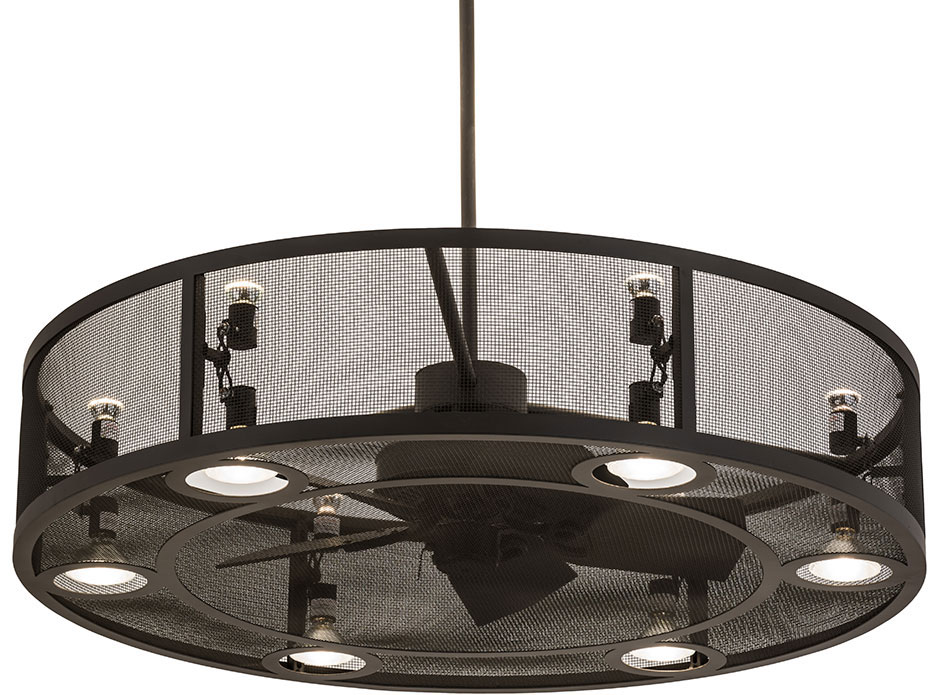 meyda tiffany paloma golpe oil rubbed bronze chandelair home ceiling fan loading zoom