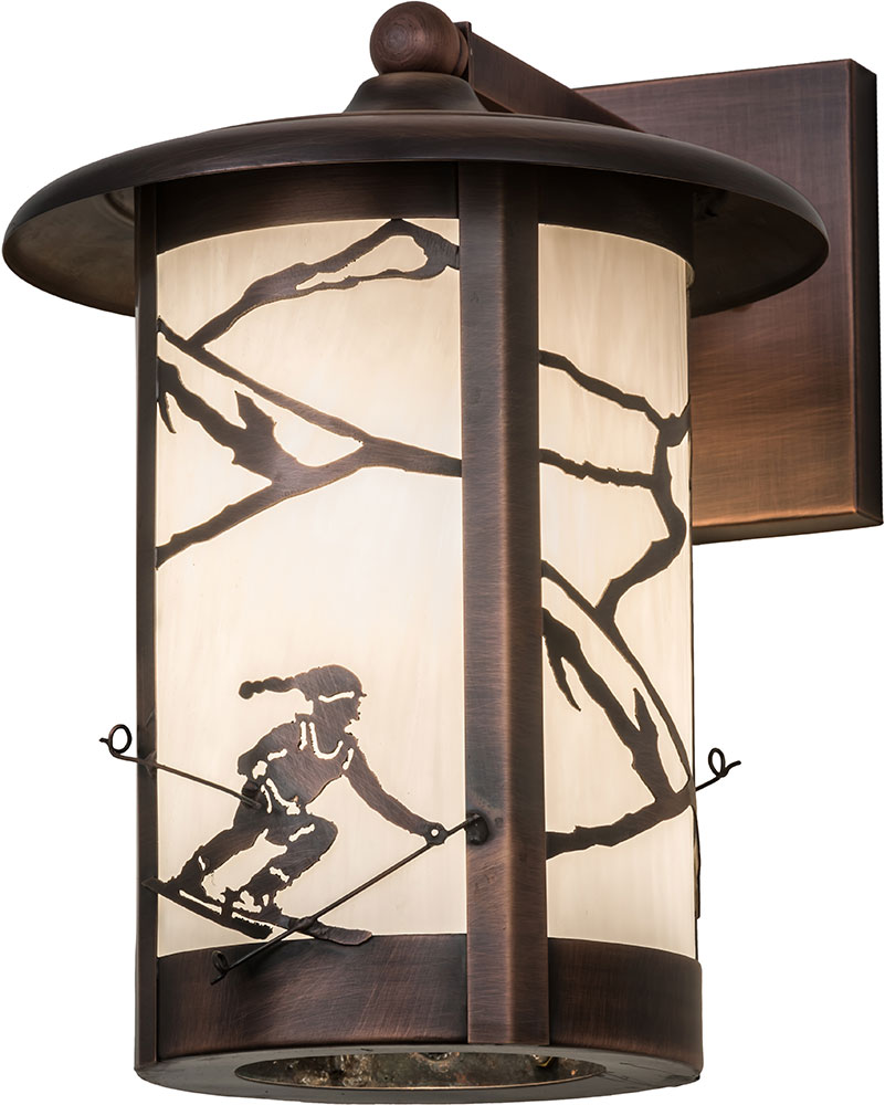 de aged home free product overstock today royal rue wall garden shipping sconce outdoor copper light