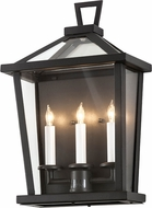 Meyda Tiffany 176793 Kitzi Tapered Wrought Iron Wall Lighting