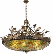 Meyda Tiffany 177615 Greenbriar Oak Tiffany Hanging Light Fixture