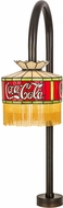 Meyda Tiffany 179342 Coca-Cola Contemporary Table Lamp Lighting