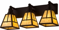 Meyda Tiffany 180974  T  Mission Cafe Noir Bathroom Light