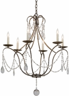 Meyda Tiffany 182544 Kaitlynn Corinth Lighting Chandelier