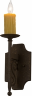 Meyda Tiffany 185769 Toscano Traditional Pompeii Gold Wall Sconce Light