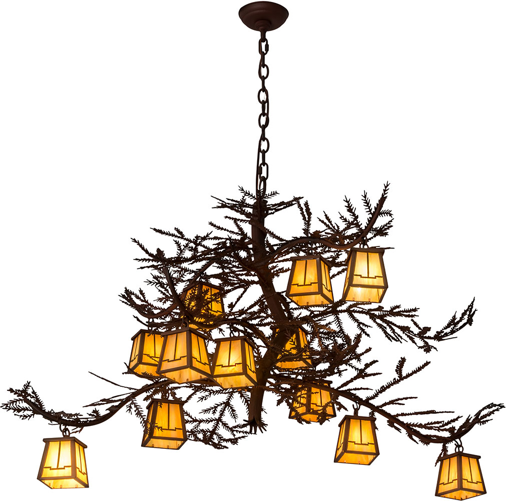 Meyda tiffany 185796 pine branch valley view rust wrought iron meyda tiffany 185796 pine branch valley view rust wrought iron halogen chandelier lighting loading zoom arubaitofo Image collections